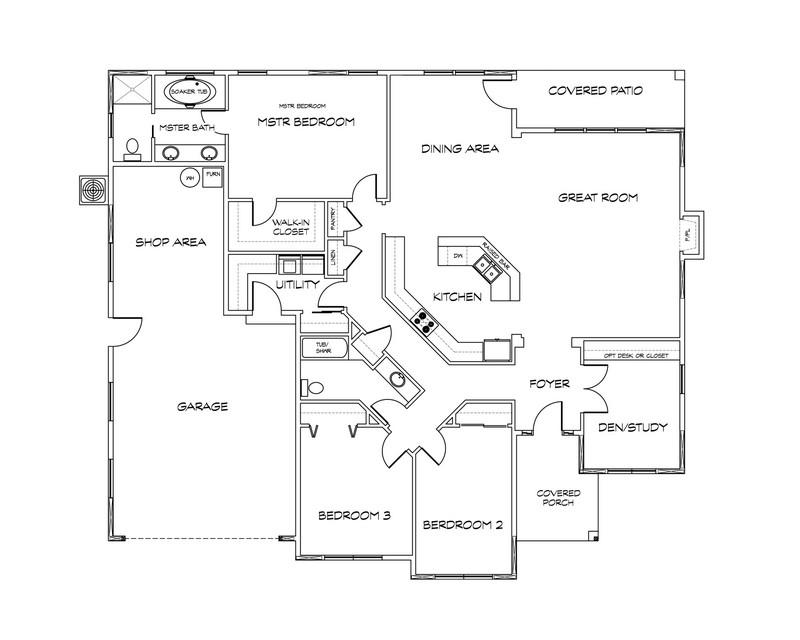 Floor Plans Pacific Coast Construction Group